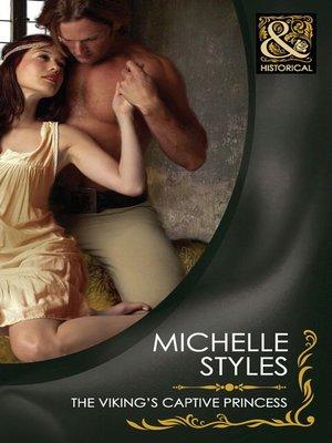 cover image of The Viking's Captive Princess