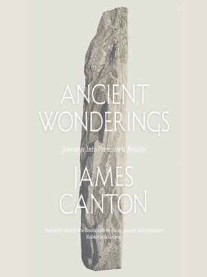 cover image of Ancient Wonderings