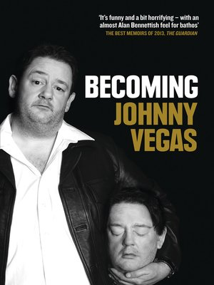 cover image of Becoming Johnny Vegas