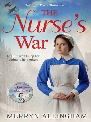 cover image of The Nurse's War