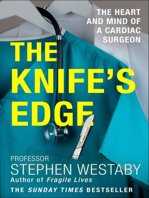 cover image of The Knife's Edge