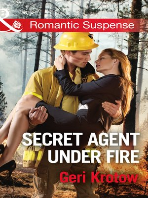 cover image of Secret Agent Under Fire