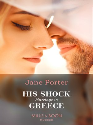 cover image of His Shock Marriage In Greece