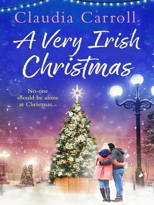 cover image of A Very Irish Christmas