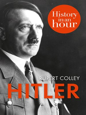 cover image of Hitler in an Hour