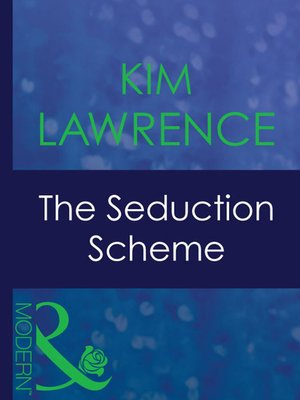 cover image of The Seduction Scheme