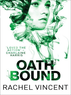 cover image of Oath Bound