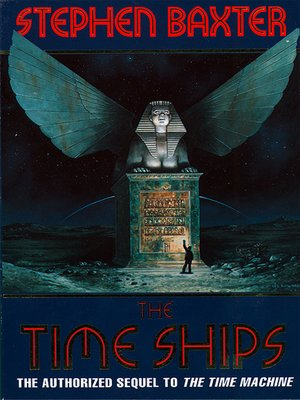 cover image of The Time Ships