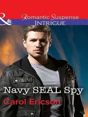 cover image of Navy Seal Spy
