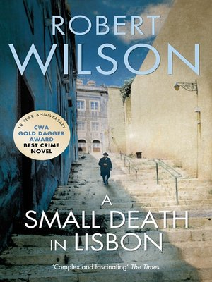 cover image of A Small Death in Lisbon