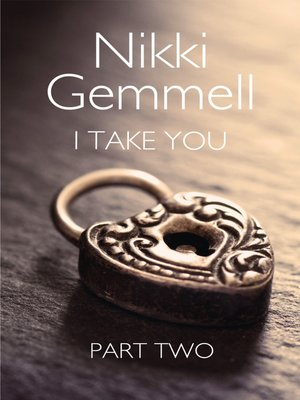 cover image of I Take You