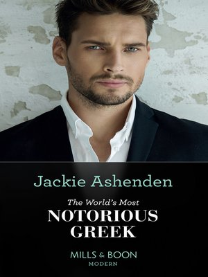 cover image of The World's Most Notorious Greek