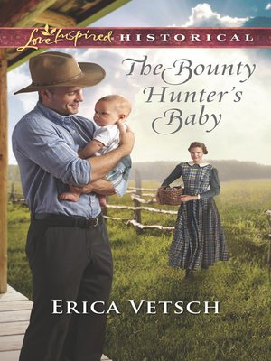 cover image of The Bounty Hunter's Baby