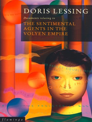 cover image of The Sentimental Agents in the Volyen Empire