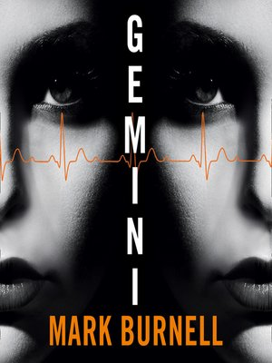 cover image of Gemini (The Stephanie Fitzpatrick series, Book 3)