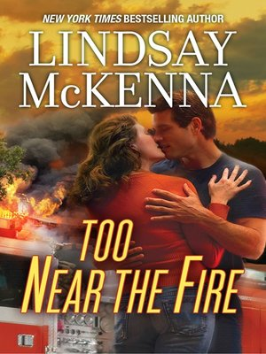 cover image of Too Near the Fire