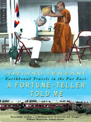 cover image of A Fortune-Teller Told Me