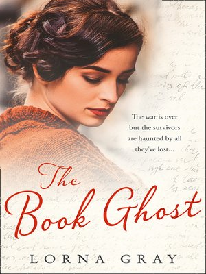 cover image of The Book Ghost