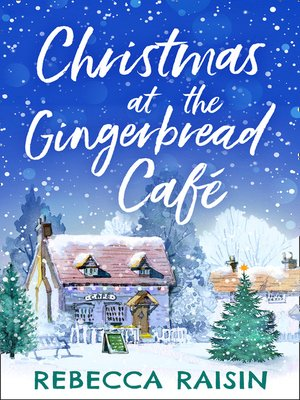 cover image of Christmas at the Gingerbread Café