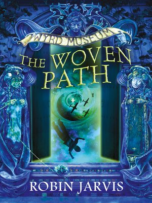 cover image of The Woven Path