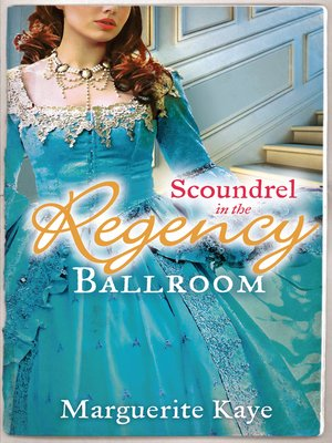 cover image of Scoundrel in the Regency Ballroom