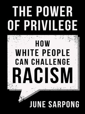 cover image of The Power of Privilege