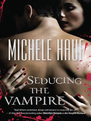 cover image of Seducing the Vampire