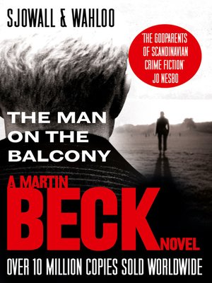 cover image of The Man on the Balcony