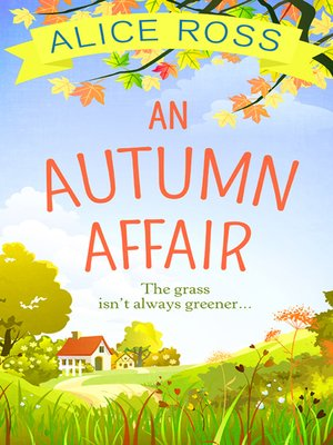 cover image of An Autumn Affair