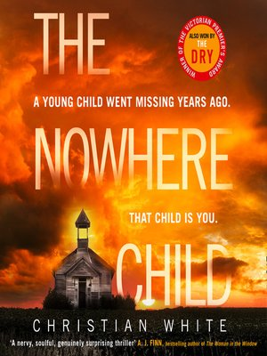 cover image of The Nowhere Child