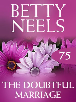 cover image of The Doubtful Marriage