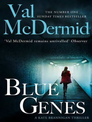 cover image of Blue Genes