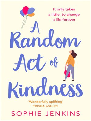 cover image of A Random Act of Kindness