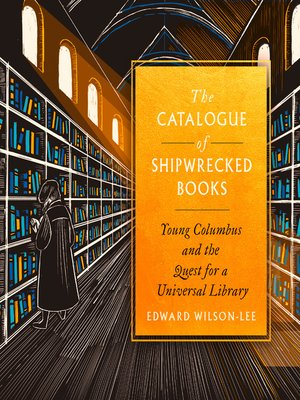 cover image of The Catalogue of Shipwrecked Books
