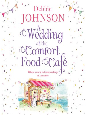 A Wedding at the Comfort Food Cafe - Audiobook