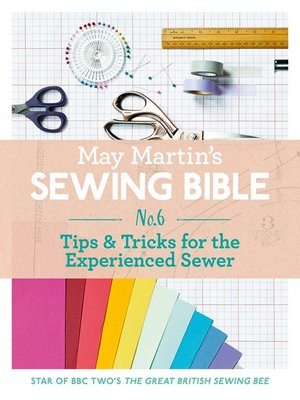 cover image of May Martin's Sewing Bible e-short 6