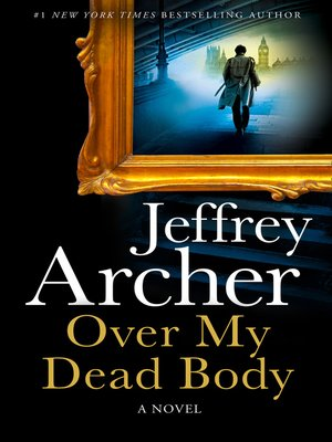 cover image of Over My Dead Body