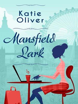 cover image of Mansfield Lark