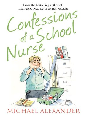 cover image of Confessions of a School Nurse