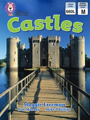 cover image of Collins Big Cat – Castles