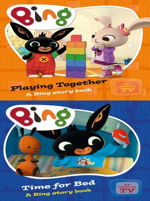 cover image of Playing Together & Time for Bed
