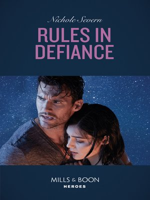 cover image of Rules In Defiance