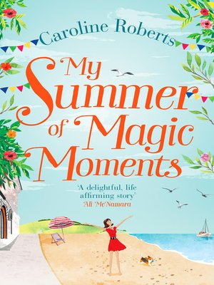 cover image of My Summer of Magic Moments