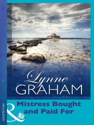 cover image of Mistress Bought and Paid For