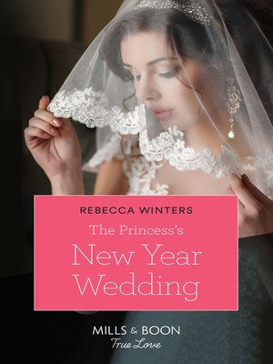 cover image of The Princess's New Year Wedding