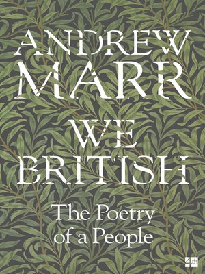 cover image of We British