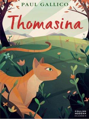 cover image of Thomasina