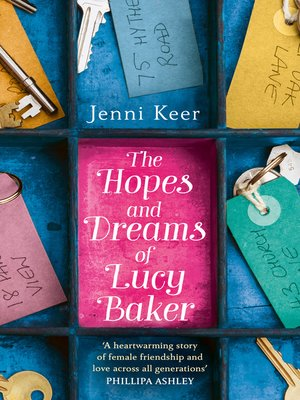 cover image of The Hopes and Dreams of Lucy Baker