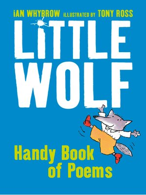 cover image of Little Wolf's Handy Book of Peoms