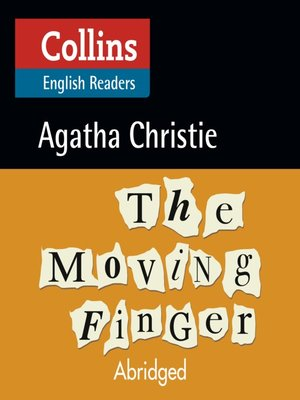 cover image of The Moving Finger